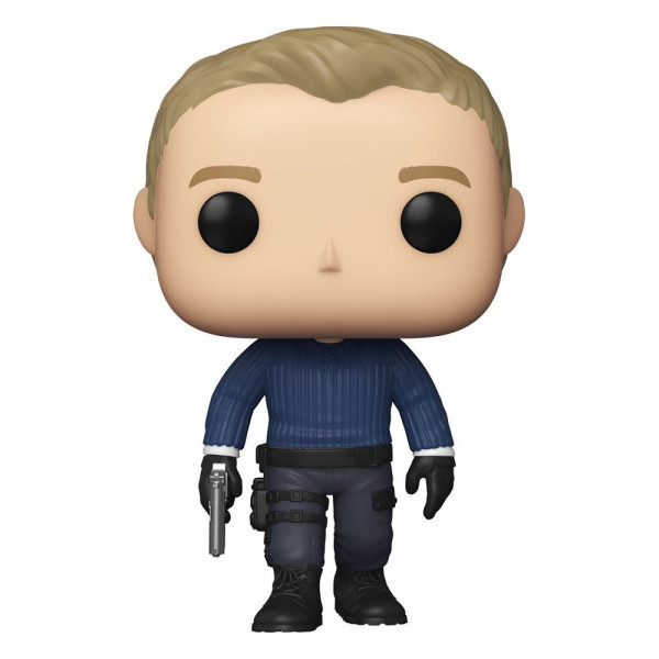Funko POP! Movies - James Bond: James Bond (No Time to Die)