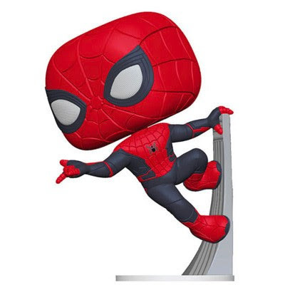 Funko POP! Marvel - Spider-Man Far From Home: Spider-Man (Upgraded Suit)