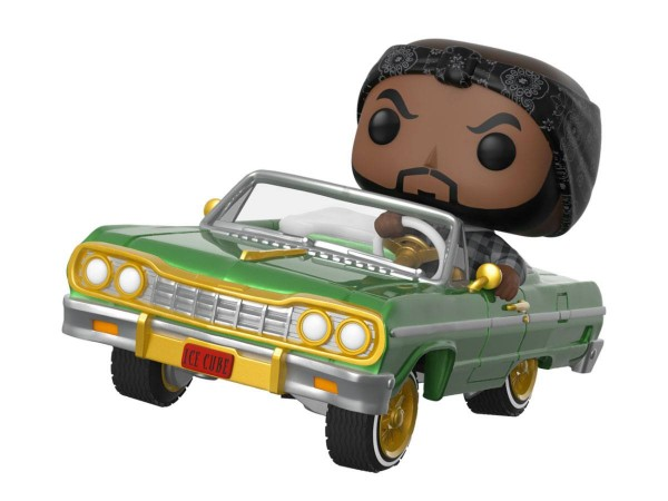 Funko POP! Rides - Rocks: Ice Cube
