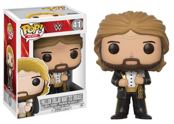 Funko POP! WWE - Million Dollar Man