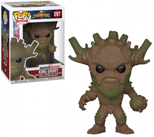 Funko POP! Games - Marvel Contest of Champions: King Groot