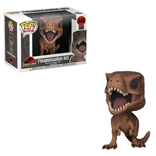 Funko POP! Movies - Jurassic Park: Tyrannosaurus Rex