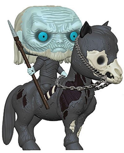 Funko POP! Game of Thrones: White Walker on Horse