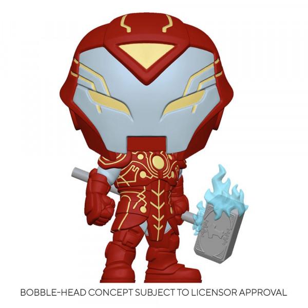 Funko POP! Marvel - Infinty Warps: Iron Hammer