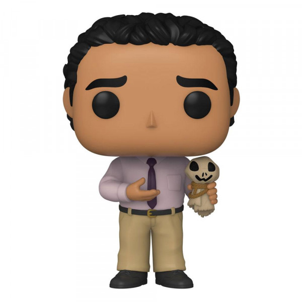 Funko POP! TV - The Office: Oscar w/Ankle Attachments