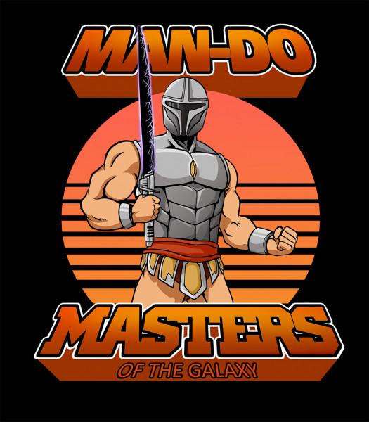 Lootgear - Masters of the Galaxy: Man-Do T-Shirt