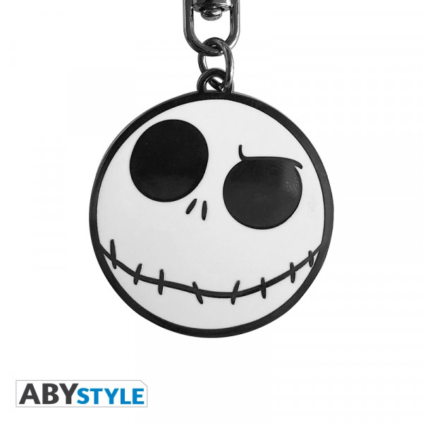 ABYstyle - Nightmare Before Christmas: Keychain Jack