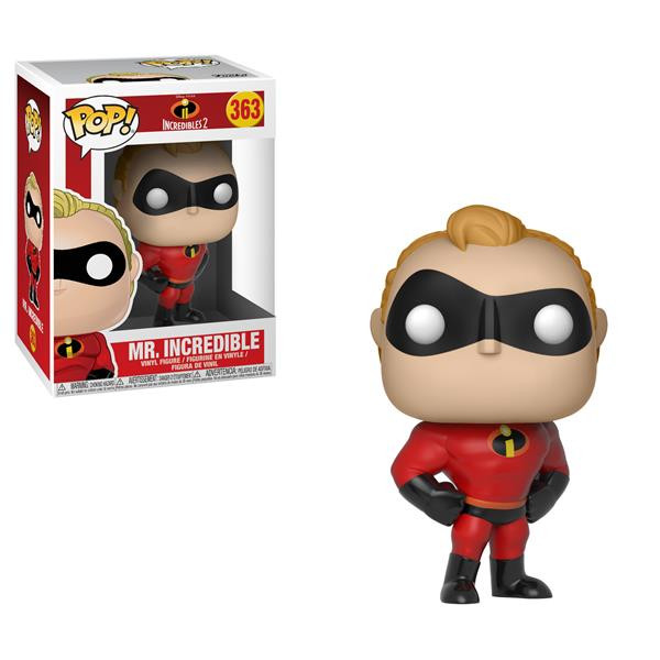 Funko POP! Disney - Die Unglaublichen 2: Mr. Incredible