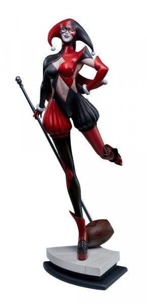 Sideshow - DC Comics Statue Harley Quinn by Stanley Lau Sideshow Exclusive 43 cm
