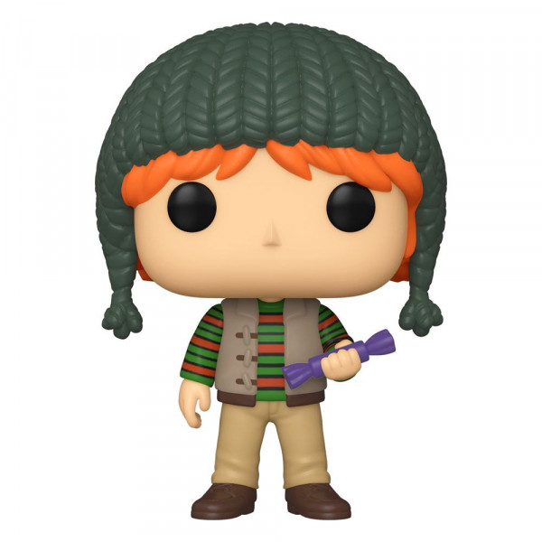 Funko POP! Harry Potter: Holiday Ron Weasley