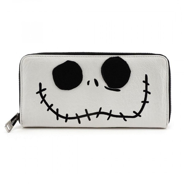 Loungefly - Disney: Jack Skellington Geldbörse Nightmare before Christmas