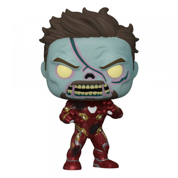 Funko POP! Marvel - What If...?: Zombie Iron Man