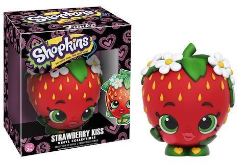 Shopkins - Strawberry Kiss