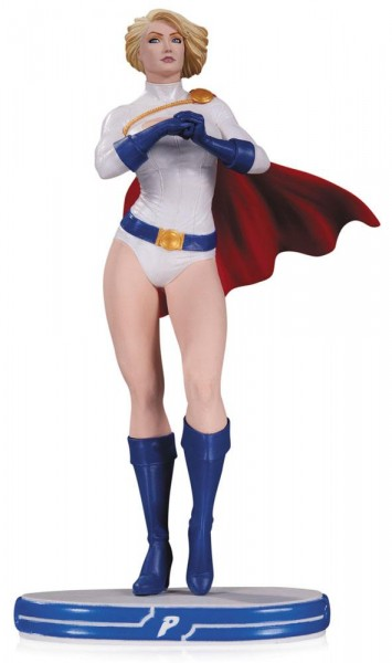 DC Collectibles - DC Comics Cover Girls Statue: Power Girl 25 cm