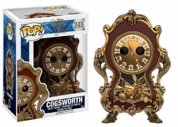 Funko POP! Disney - Beauty And The Beast: Cogsworth