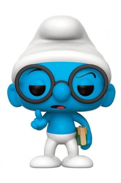 Funko POP! TV - Die Schlümpfe: Brainy Smurf