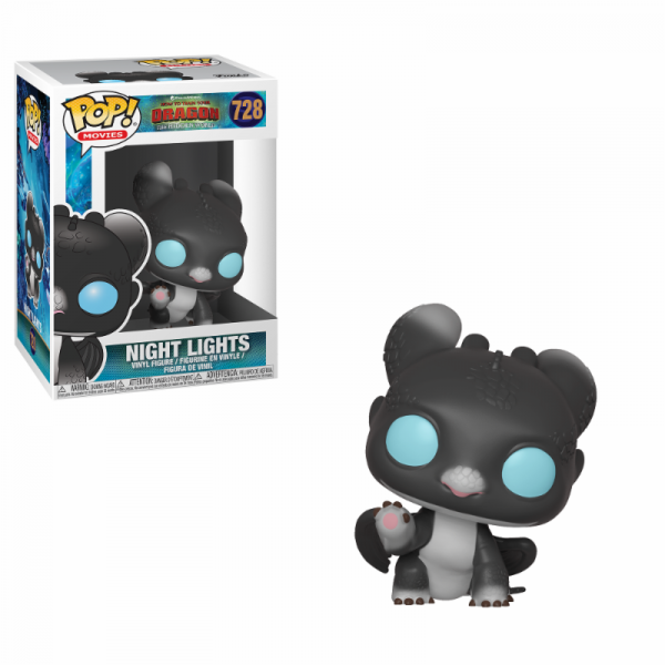 Funko POP! Movies - HTTYD3: Night Lights 3