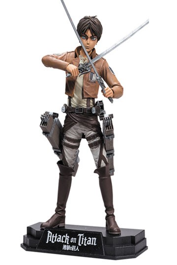 McFarlane Color Tops - Attack on Titan: Eren Jäger (18cm)