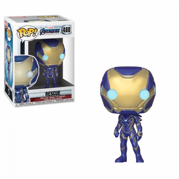 Funko POP! Marvel - Avengers. Endgame: Rescue