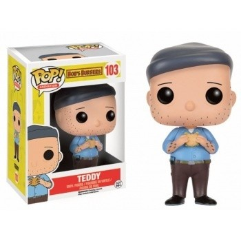 Funko POP! TV - Bob's Burgers - Teddy