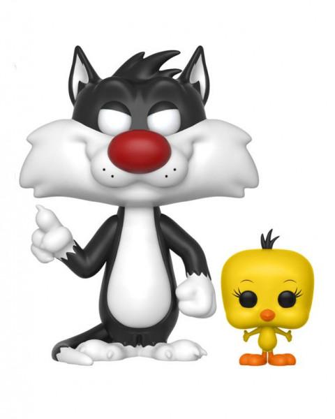 Funko POP! Animation - Looney Tunes: Sylvester & Tweety