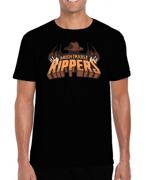 Lootgear - Horrifying T-Shirt: Nightmare Rippers