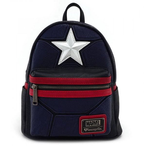 Loungefly - Marvel: Captain America Rucksack