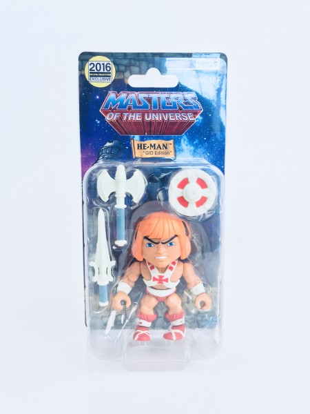 The Loyal Subjects - Masters of the Universe: He-Man GITD