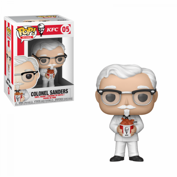 Funko POP! Icons - Colonel Sanders