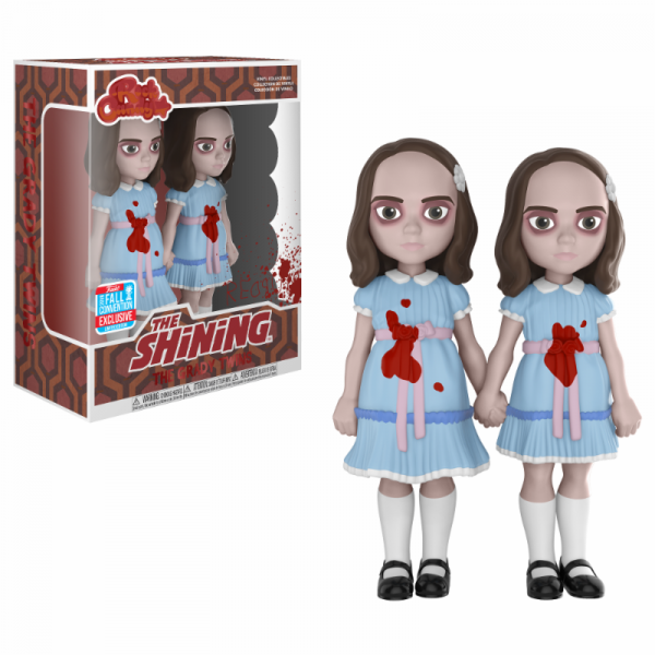 Funko Rock Candy Movies - The Shining: Grady Twins 2er-Pack
