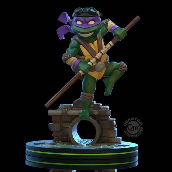 QMX - TNMT: Donatello Q-Fig