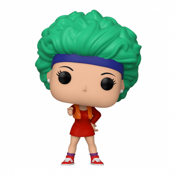 Funko POP! Animation - Dragonball Z: Afro Bulma