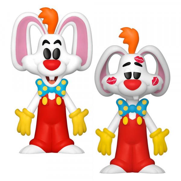Funko SODA - Roger Rabbit: Roger (Chase möglich!) Limitiert