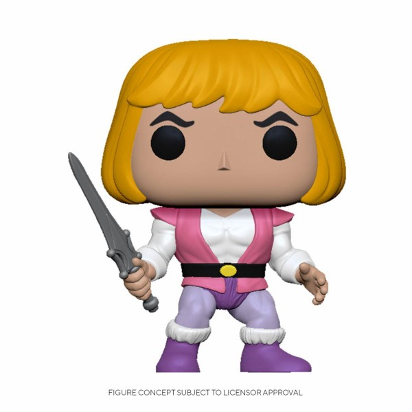 Funko POP! Animation - Masters of the Universe: Prince Adam