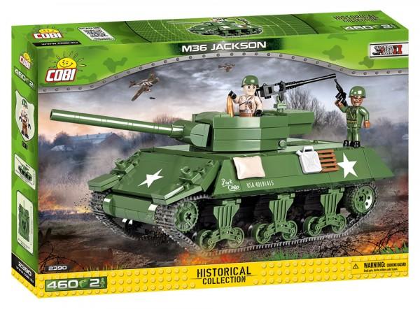 Cobi - 460 Teile SMALL ARMY 2390 M36 JACKSON