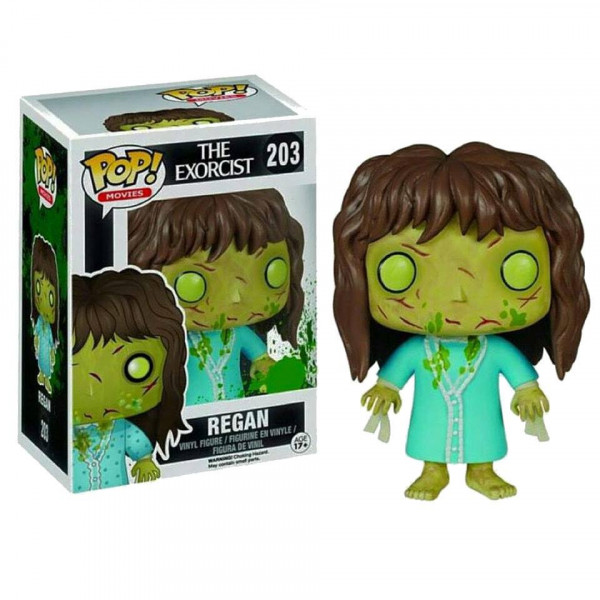 Funko POP! Movies - Der Exorzist: Regan