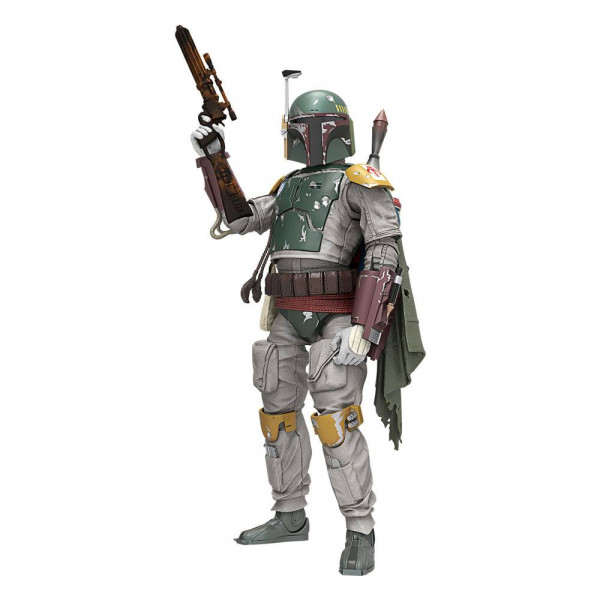 Hasbro - Star Wars Episode VI Black Series Deluxe Actionfigur 2021: Boba Fett