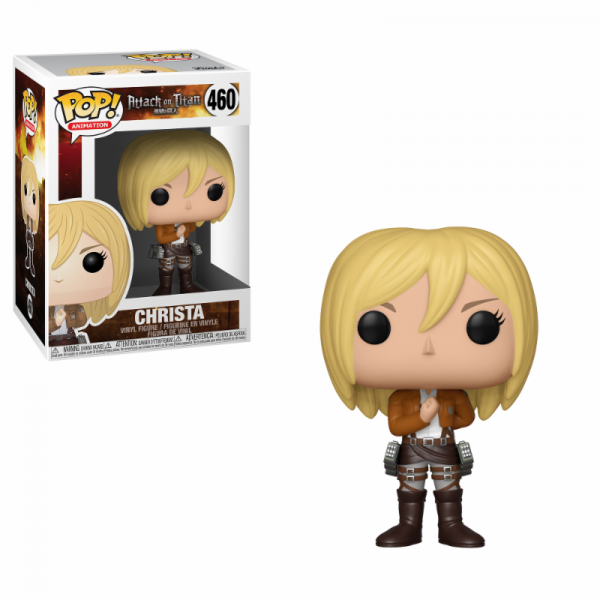 Funko POP! Animation - Attack on Titan: Christa