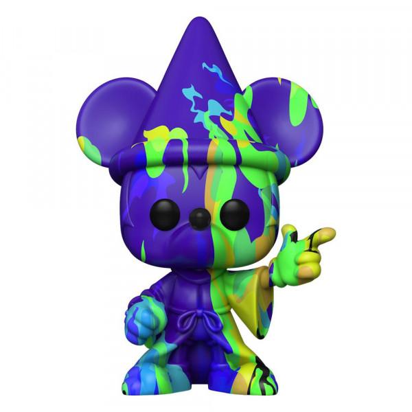 Funko POP! Disney - Fantasia 80th Anniversary: Mickey #2 (Artist Series) w/Pop Protector