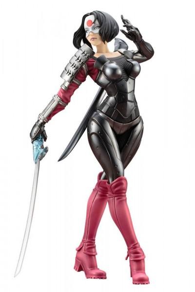 Kotobukiya - DC Comics Bishoujo: Katana (23 cm)