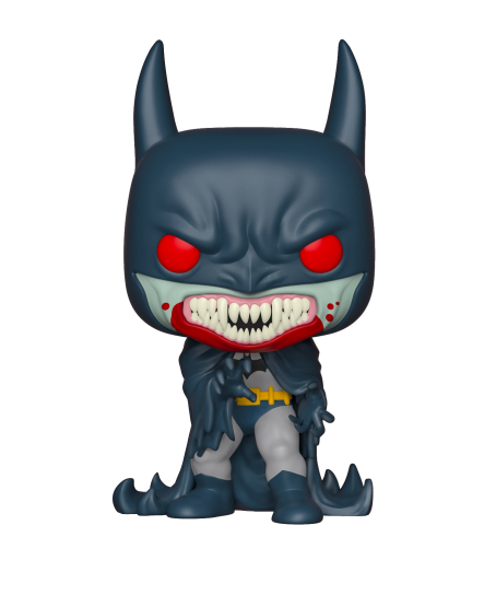Funko POP! Heroes - Batman 80th: Red Rain Batman (1991)