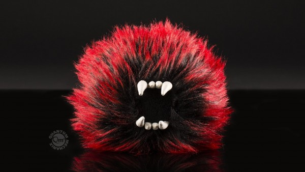 Quantum Mechanix - Star Trek - Mirror Universe Tribble