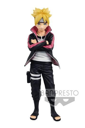 Banpresto - Boruto - Naruto Next Generation Shinobi Relations NEO Figur Boruto Uzumaki (23cm)