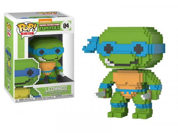 Funko POP! Animation - Teenage Mutant Ninja Turtles: Leonardo 8-Bit