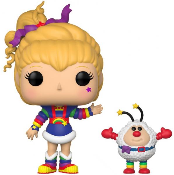 Funko POP! Animation - Rainbow Brite & Twink