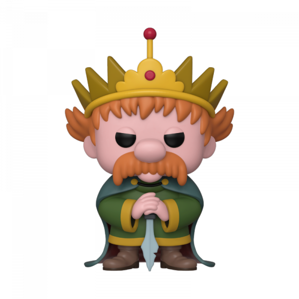 Funko POP! Animation - Disenchantment: King Zog