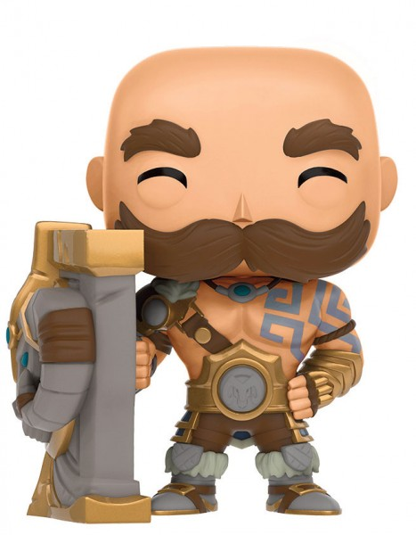 Funko POP! Games - League Of Legends: Braum