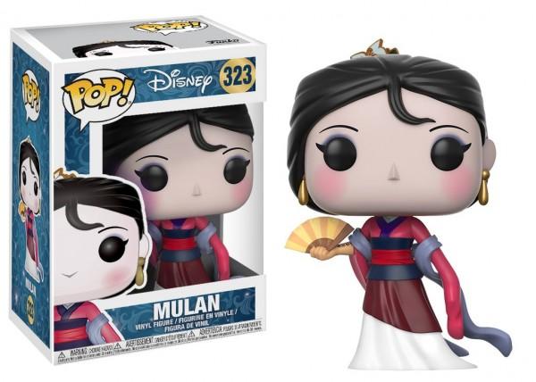 Funko POP! Disney - Mulan: Mulan
