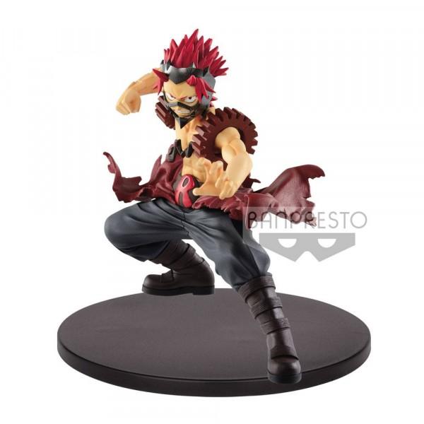 Banpresto - My Hero Academia The Amazing Heroes PVC Statue Eijiro Kirishima 13 cm