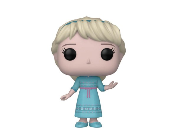 Funko POP! Disney - Frozen II: Young Elsa